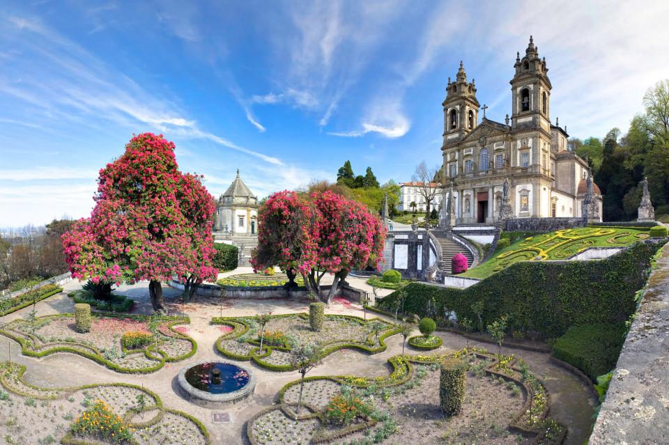 Braga gardens