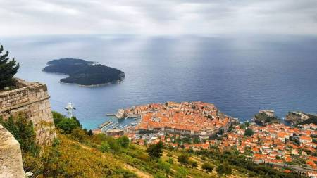 Dubrovnik Panorama Visite De La Ville