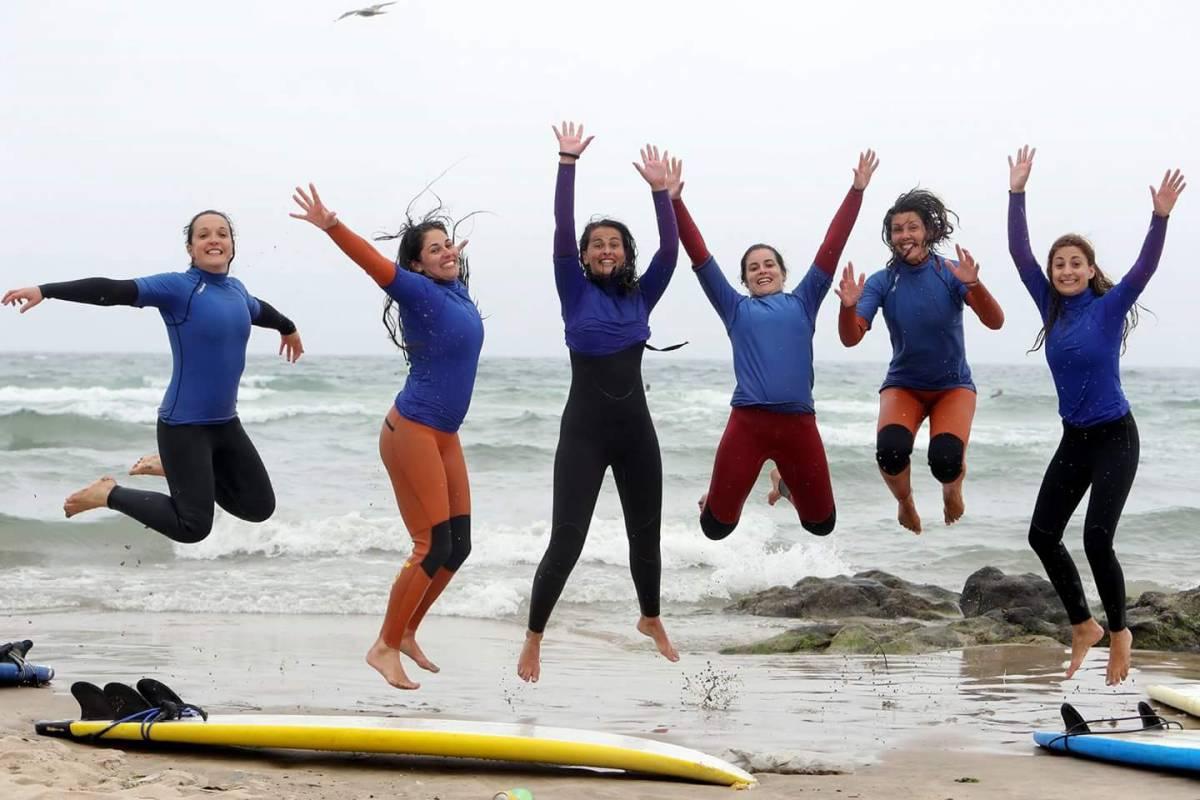 Surf Classes In Matosinhos