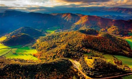 De Barcelone: randonnée Pédestre Vers Le Parc Naturel De La Zone Volcanique De La Garrotxa