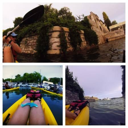 Kayak City Tour – Zadar – Croatia