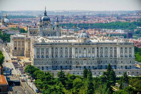 Madrid's Royal Palace