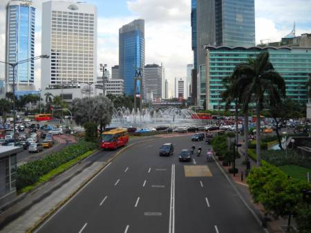 Menteng district