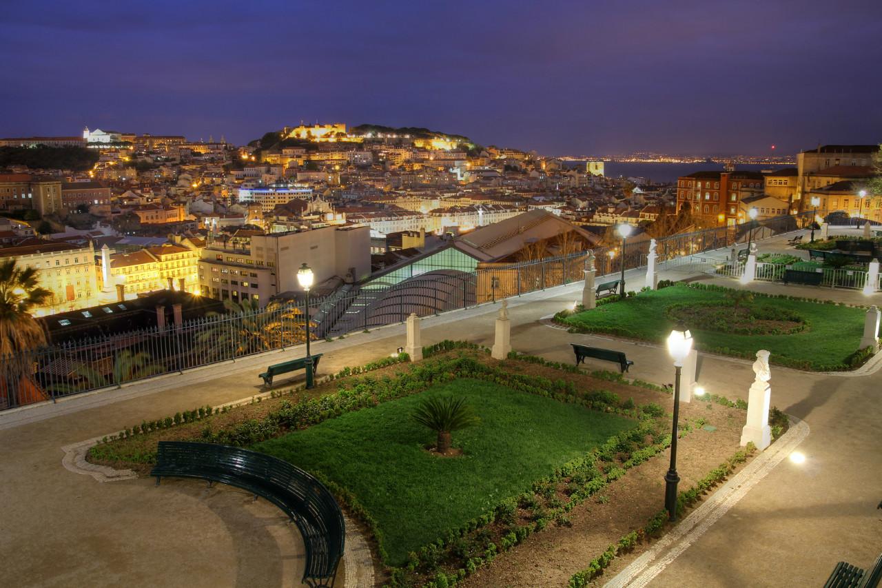Viewpoint São Pedro de Alcântara
