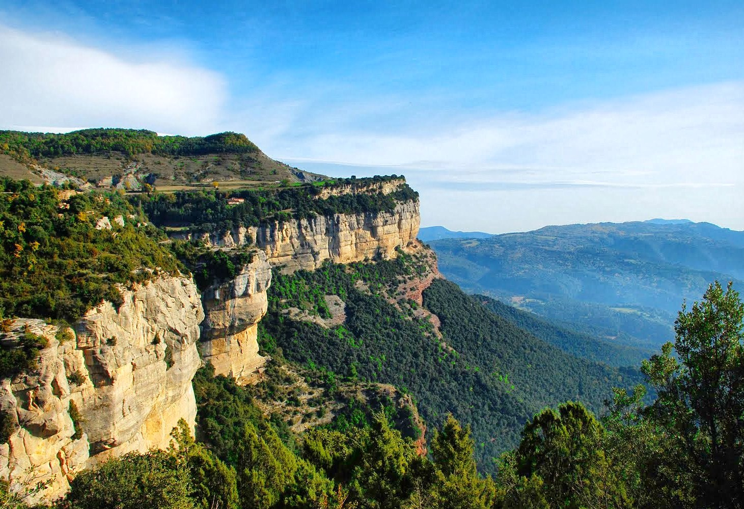 From barcelona 9 hour rural catalonia hiking experience and rupit medieval town - Casa rural en rupit i pruit ...
