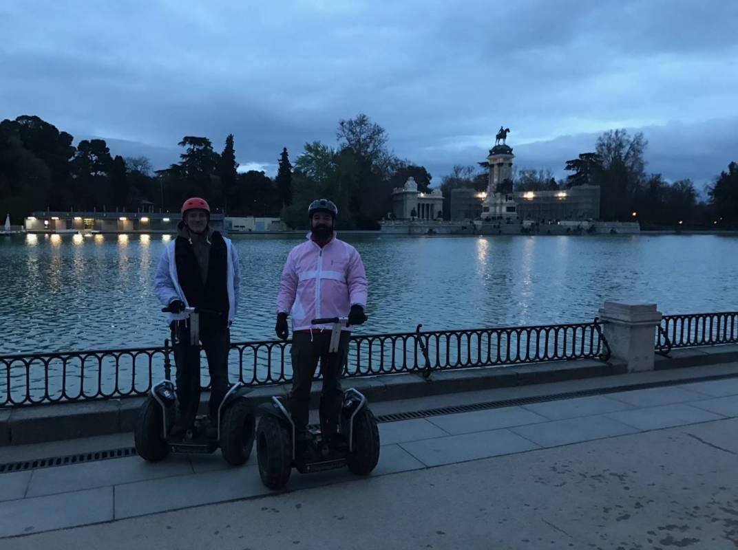 Madrid Segway Night Tour