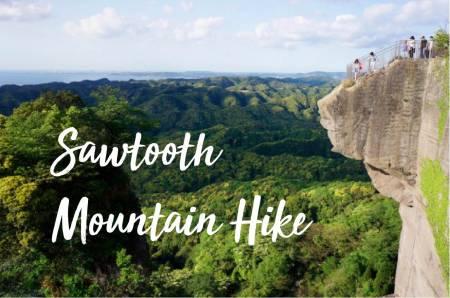 "Caminhada Na ""nokogiri"" Sawtooth Mountain"