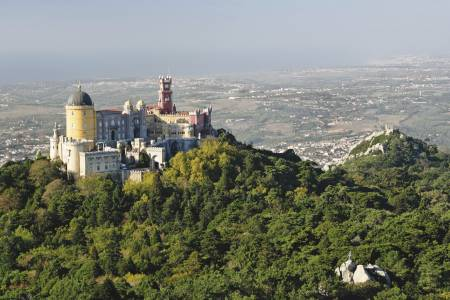 Sintra, Cascais And Estoril Full Day Private Tour