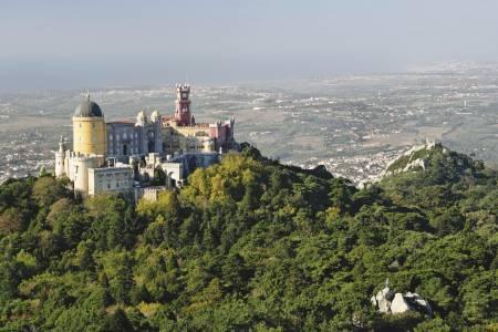 Sintra, Cascais E Estoril Tour Privado De Dia Completo