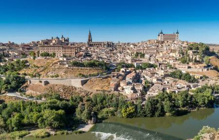 Depuis Madrid: Toledo Express For Explorers