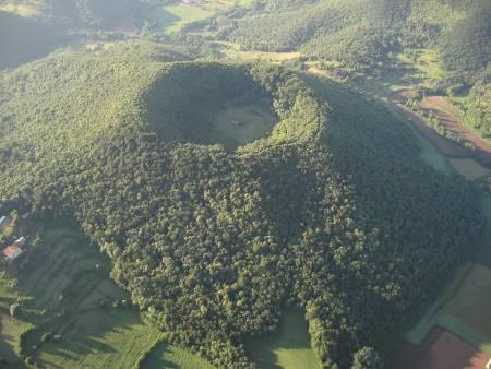Santa Margarida Volcano