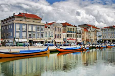 Aveiro Guided Tour With Moliceiro Cruise