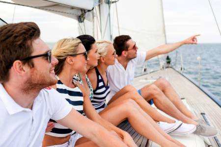 2-Hour Sightseeing Tagus Sailboat Tour In Lisbon
