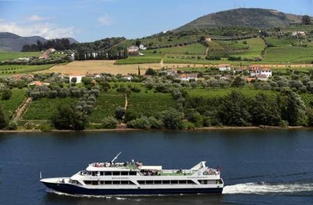Douro River Valley Portugal Cruise