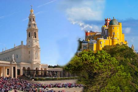 Private 2-Day Tour To Sintra, Cascais, Fátima, Óbidos & Nazaré