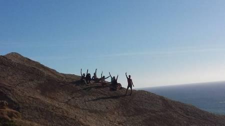 Tour Na Trilha Do Cabo Espichel – Pegadas De Dinossauros