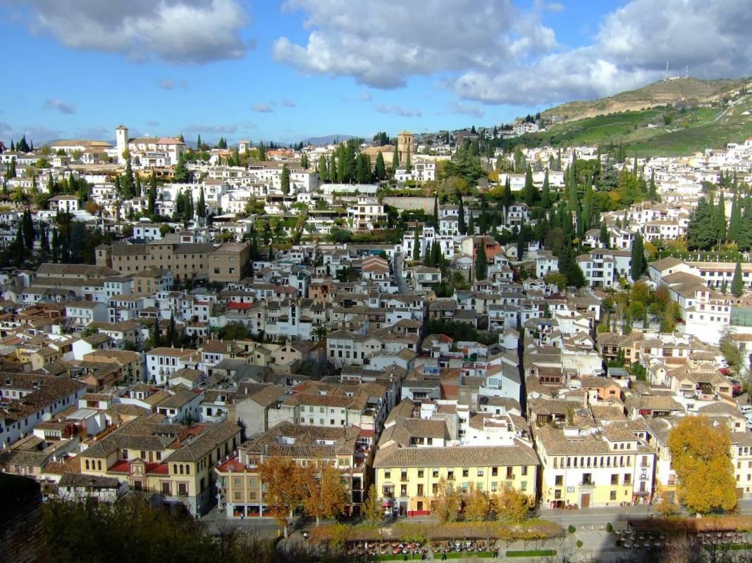 Granada Espagne