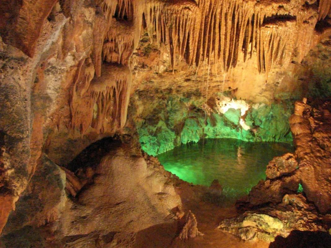grutas aire