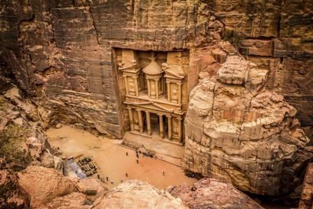 Petra Excursion D'une Journée À Partir De Eilat