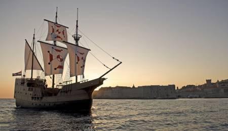 Dubrovnik Croatia Ship Tour
