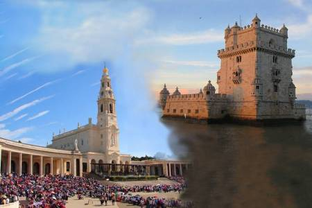 2-Day Private Excursion To Lisbon, Fátima, Óbidos, Nazaré & Batalha