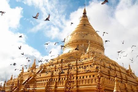 Besichtigung Des Eintägigen Bagan Tempels– Von Bagan, Myanmar