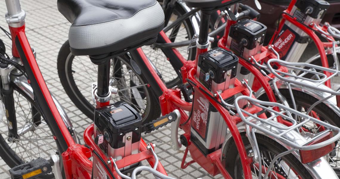 E-Bike Through Buenos Aires