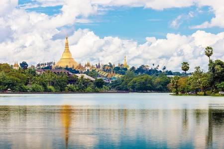 Full Day Yangon Excursion Tour