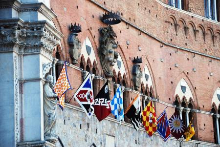 From Florence: Guided Tour To Siena'S Palio Horse Race