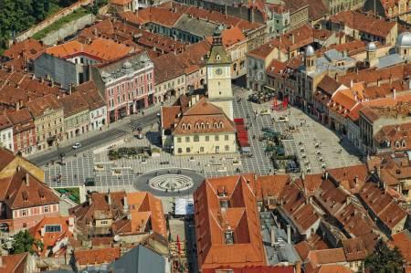 Visite Aux Chandelles À Brasov Avec Un Guide Local