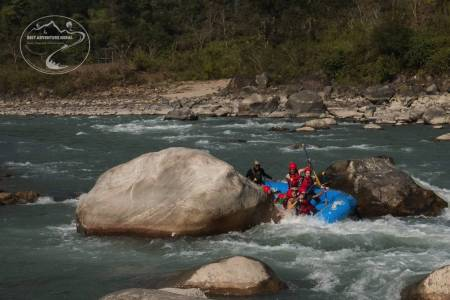 3 Days Rafting On Upper Budhi Gandaki
