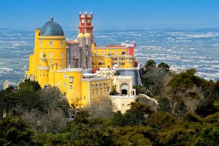 Beauties Of Sintra