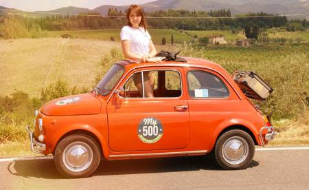 From Florence: Fiat 500 Vintage Tour And Chianti Roads On Small Group