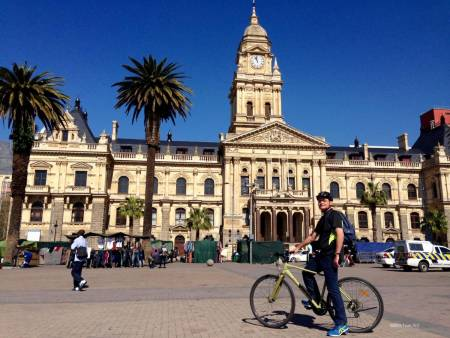 Cape Town City Cycle Tour – South Africa