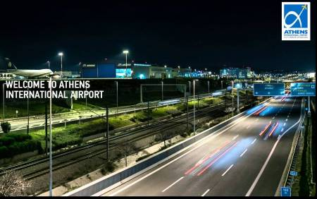 Piraeus Port To Athens Airport (Taxi, 1-3 Passengers)