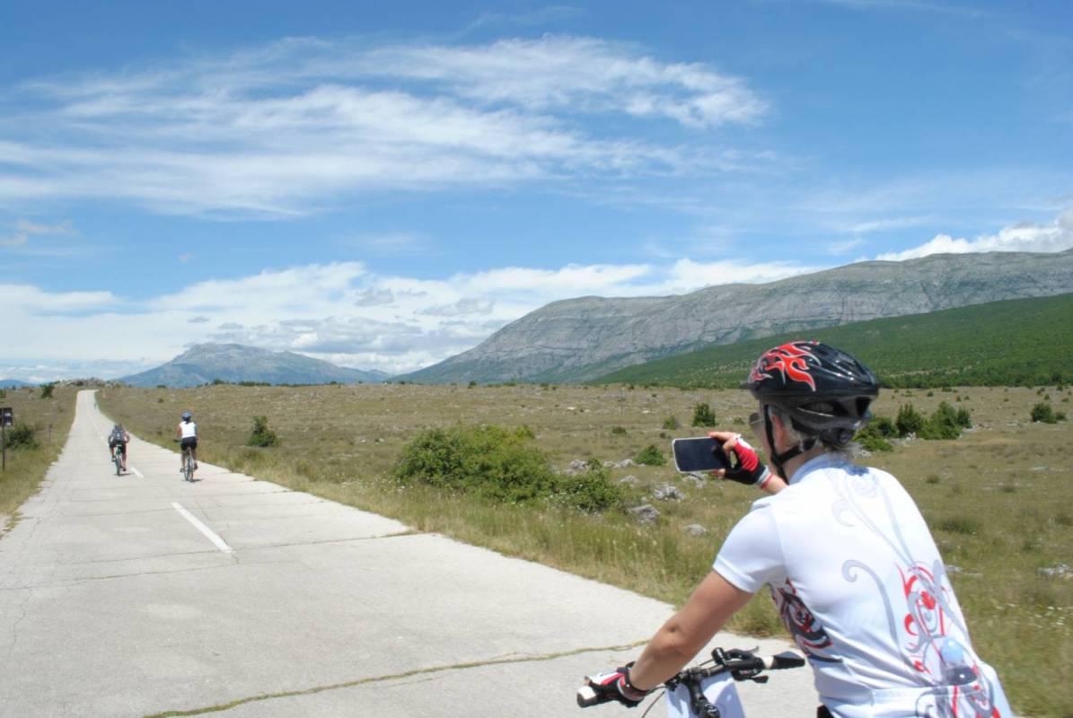 Bike Tour Eagle's Route