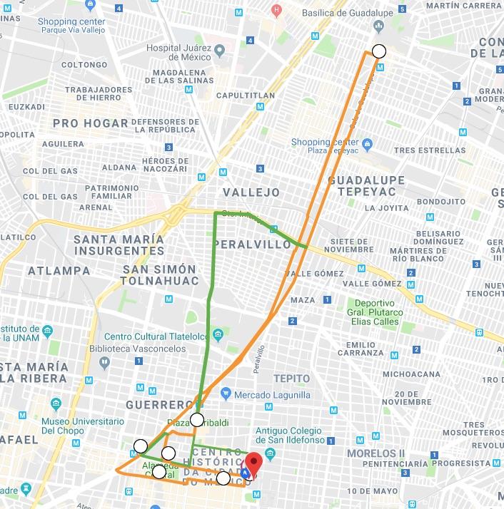 Mexico City Hop On-Hop Off Tour | experitour.com on