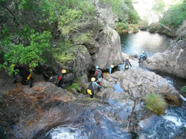 Klettergurt Canyoning : Canyoning ribeira da pena experitour.com