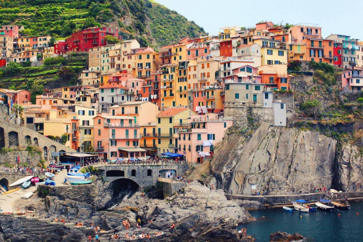 The Best Of Cinque Terre & Portovenere With Typical Ligurian Lunch - From Florence
