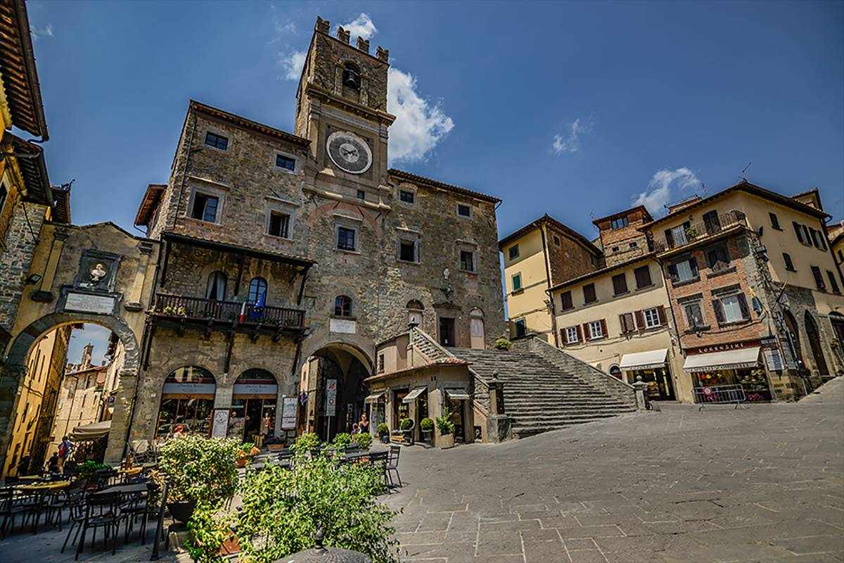 Assisi, Cortona & Perugia Tour - From Florence