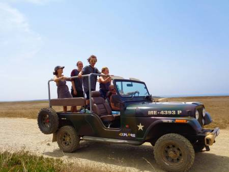 Algarve Jeep Tour To Cabo De São Vicente And National Park