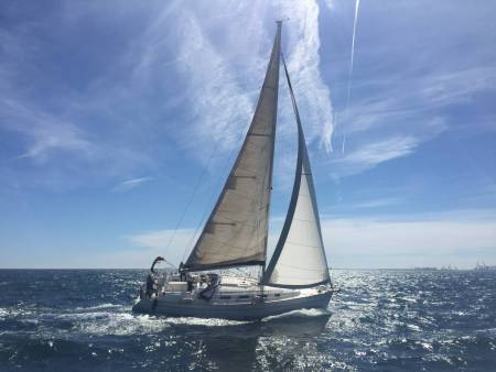 Barcelona: 2-Hour Private Ride On Sailboat