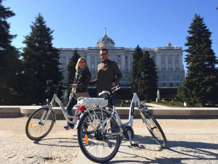 3-Hour Guided E-Bike Tour In The Highlights Of Madrid