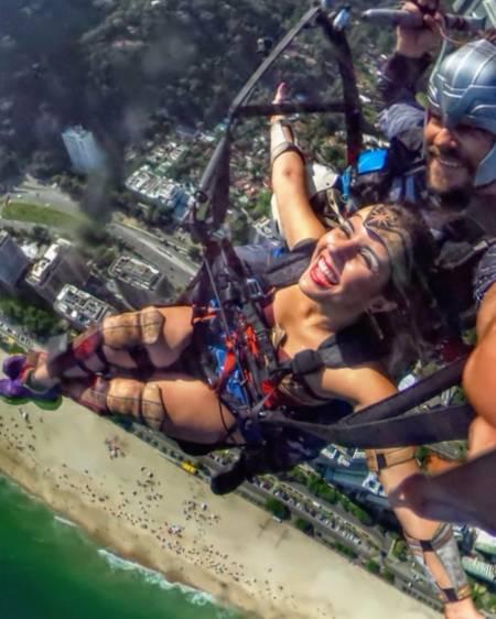 Tandem-Paragliding-Tour In Rio De Janeiro