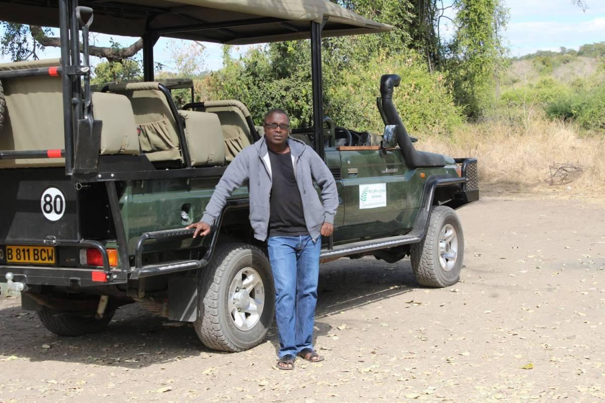 Chobe River Front Safari