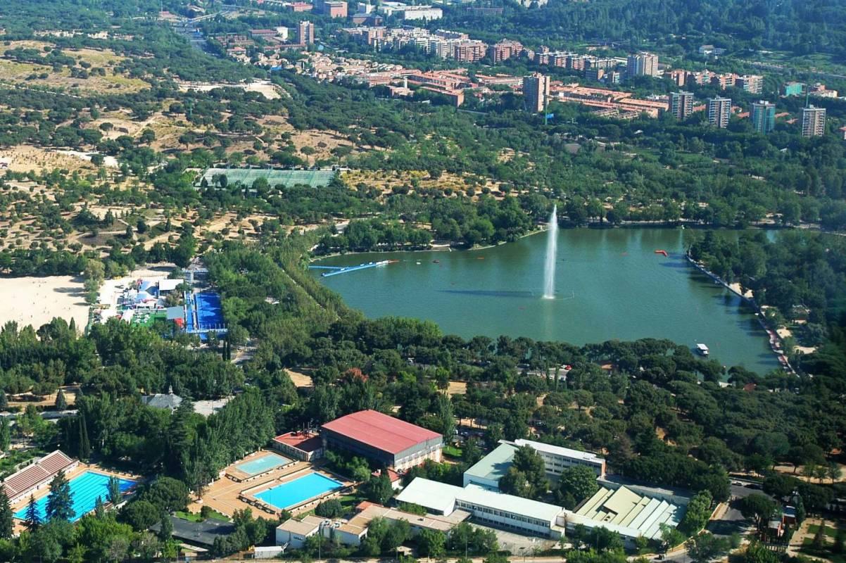 Madrid\'S River Side And Casa De Campo Ebike Tour | experitour.com