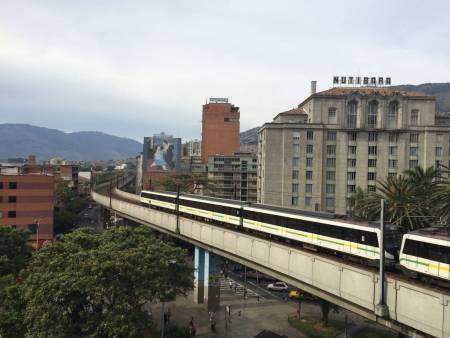 Halbtagestour In Medellin U-Bahn