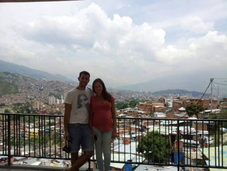 Medellin Slum Tour – Kolumbien