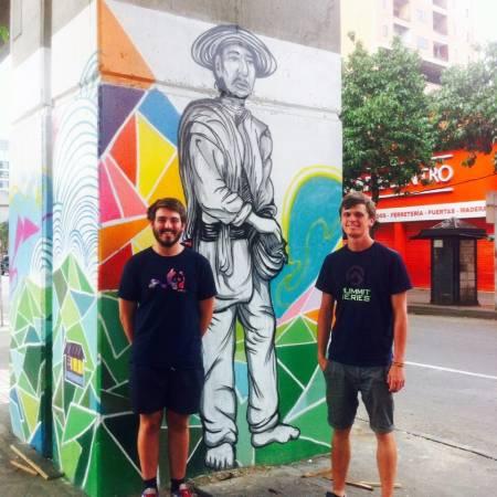 Straßenkunst-Tour In Medellin
