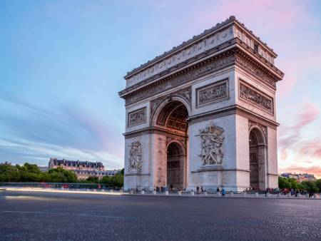 Paris-Arc-De-Triomphe-Category
